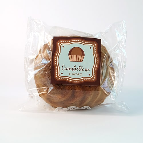 stampa etichette per dolci