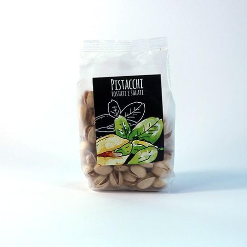 stampa etichette adesive pistacchi