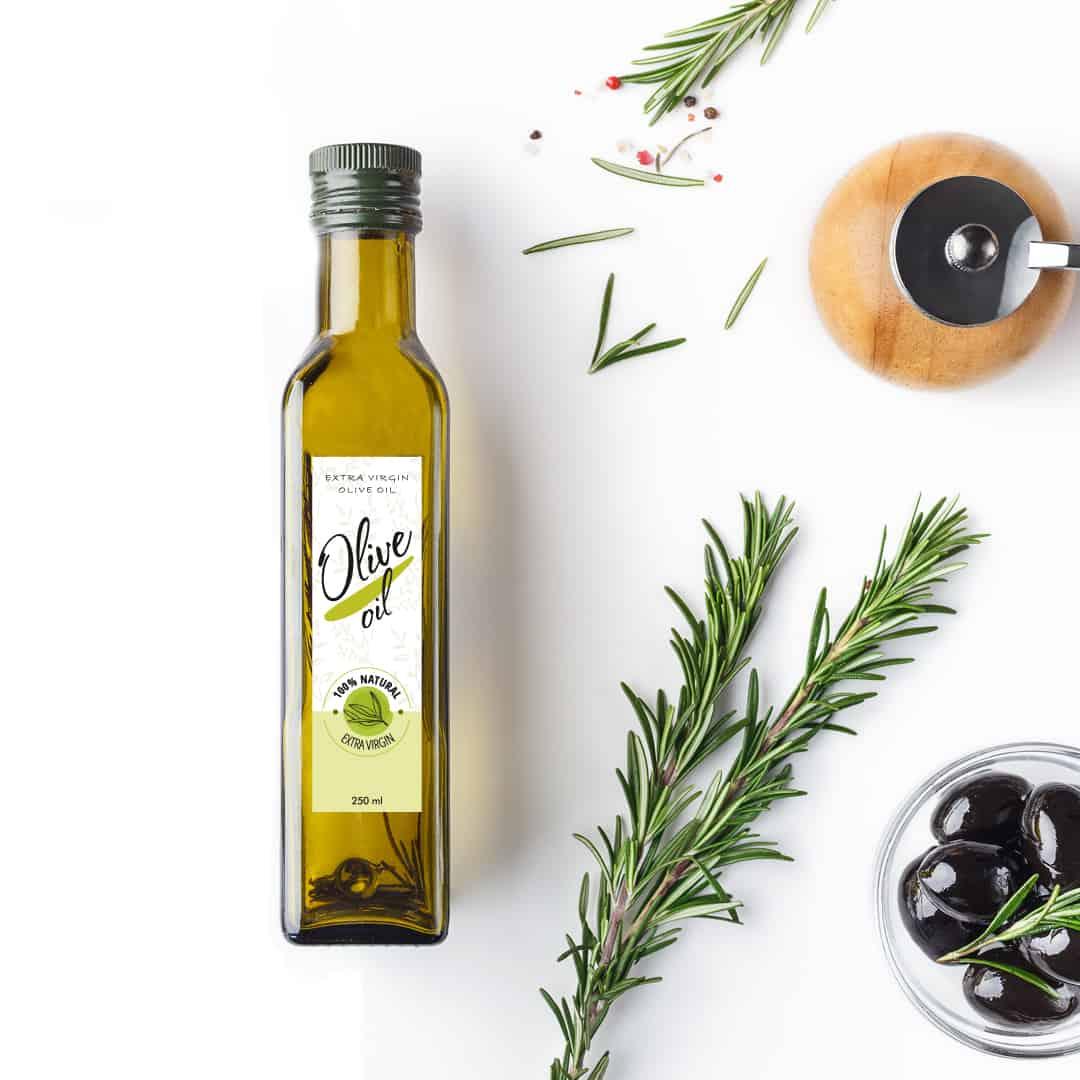 etichette olio di oliva