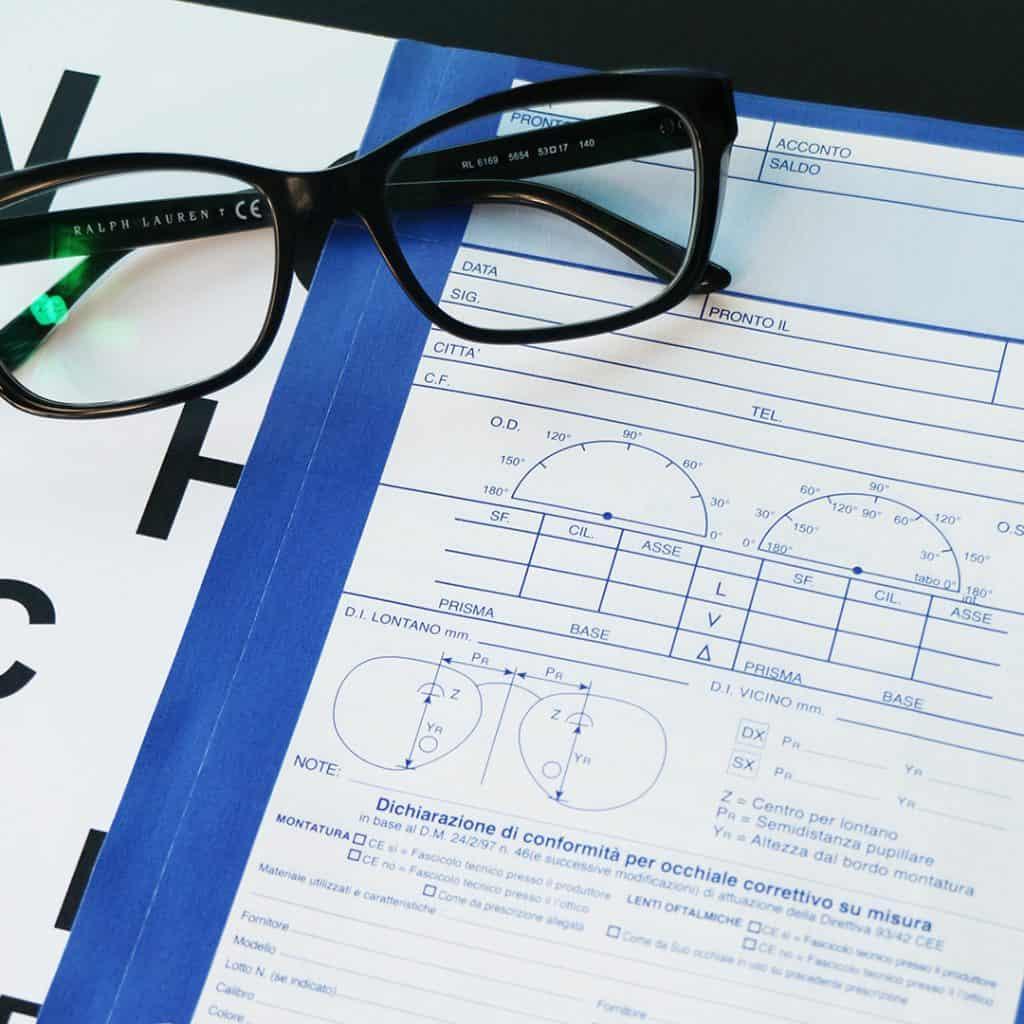 Piccolo formato - Stampa buste per ottici