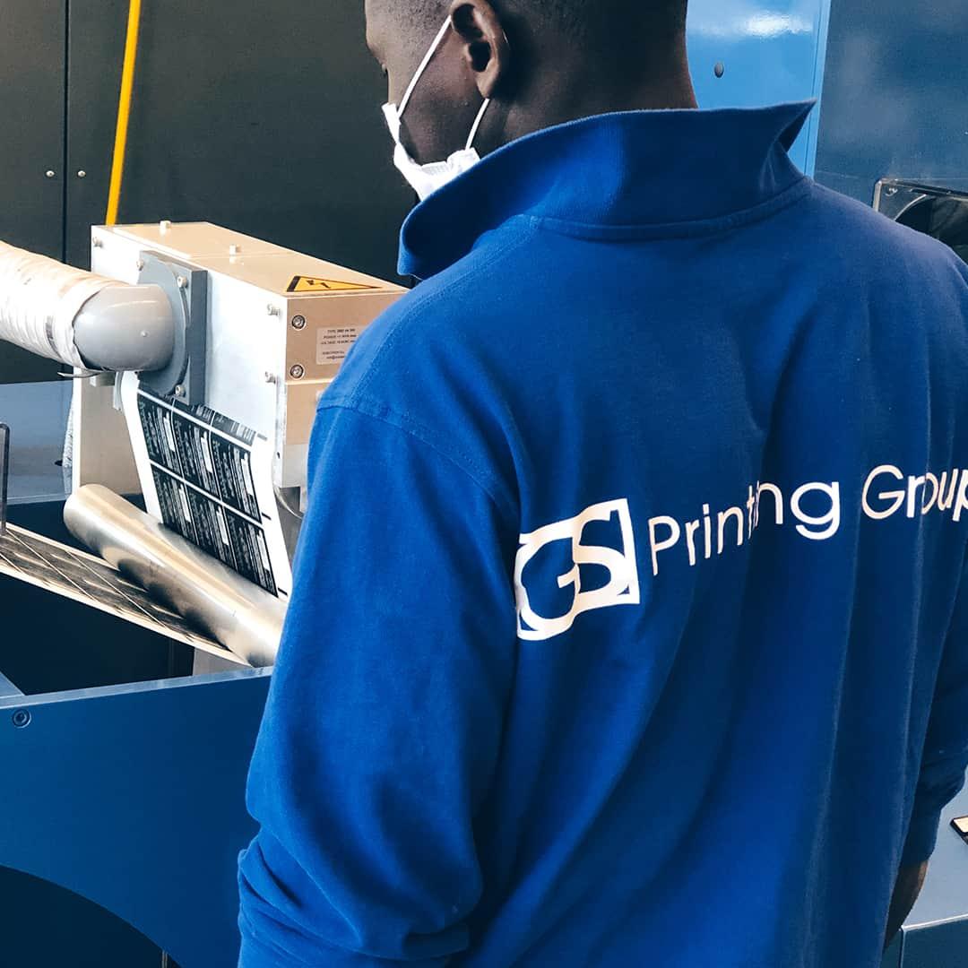 Team gs printing